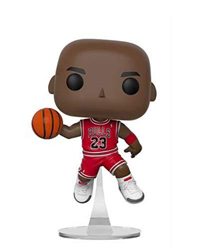 Funko Pop! Basketball – Chicago Bulls – Michael Jordan (Slam Dunk) #54 Vinyl Figure 10 cm Released 2019