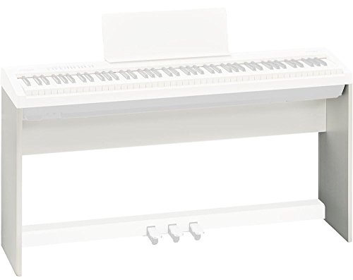 Roland KSC-70 Electronic Keyboard Stand for FP-30, White