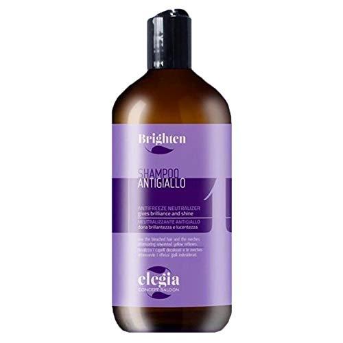 ✔ Shampoo Antigiallo Per Capelli Biondo -...