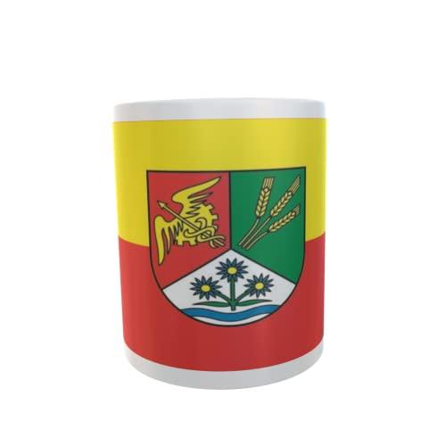 U24 Tasse Kaffeebecher Mug Cup Flagge Sülzetal