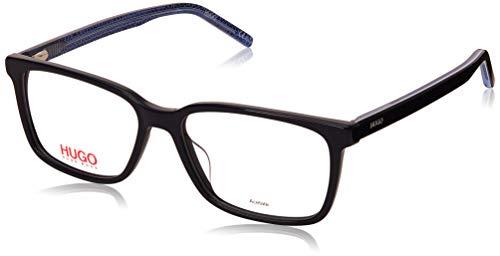 Hugo Boss HG-1010 PJP - Gafas de plástico (acetato, cristal transparente), color...