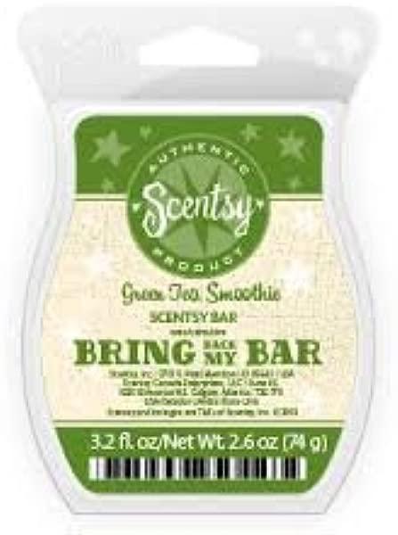 BBMB Green Tea Smoothie Scentsy Bar