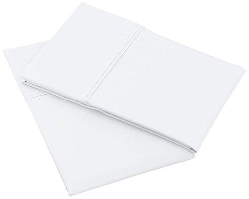 Victoria Bedding - Juego de 2 fundas de almohada, 100 % algodón (par de fundas de almohada para hogar), algodón, Color...