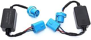 Car Light Accessories - 2x Super Canbus H1 H3 H7 H8 H11 9005 9006 Adapter EMC Warning Car LED Decoder Canceller Headlight ...