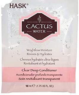 Hask Cactus Water Deep Conditioner 1.75 oz, pack of 1