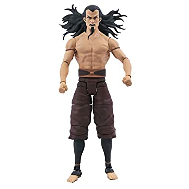 DIAMOND SELECT TOYS Avatar The Last Airbender: Lord Ozai Deluxe Action Figure