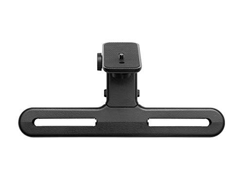 Reflexion M-KIT stabile Kopfstützen-Halterung für DVD-Player und Monitore, schwarz