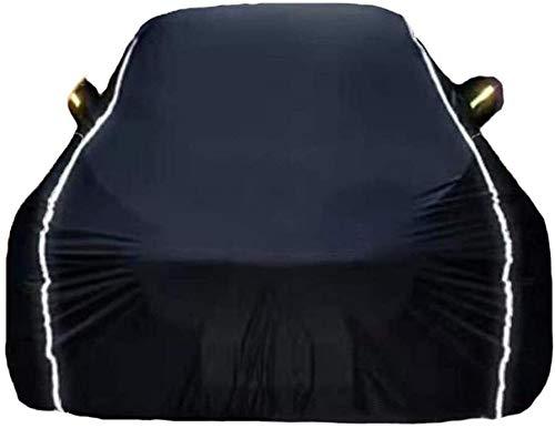 Cubierta de coche a prueba de intemperie para Cheyi Renault Cazar cubierta del coche a prueba de agua for todo clima, lluvia al aire libre ultravioleta de protección solar con el espejo de bolsillo fo