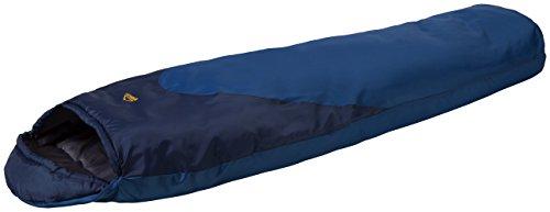 McKINLEY Sleepy JR. Mummia Sacco a Pelo, Unisex, 234147, Blau, 125L