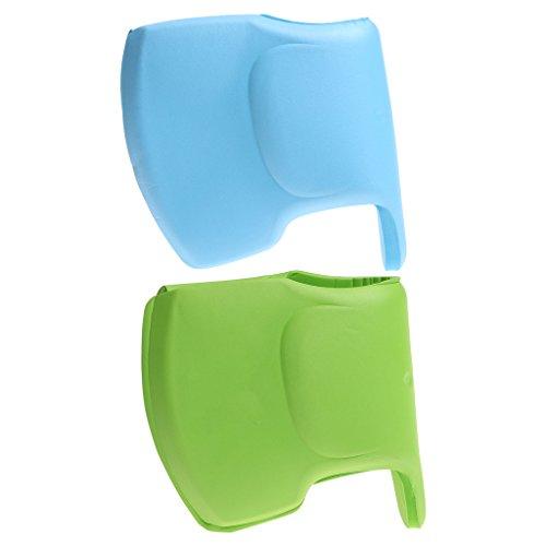Lyguy, Wasserhahn-Schutzabdeckung, für Kinder, Babypflege, Badewanne, Sicherheit, Wasserhahn, Schutz, 1 Stück, Farben zufällig