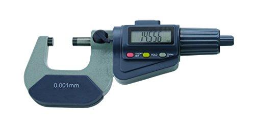 CNC QUALITÄT Micrómetro digital de arco (50-75 mm, DIN 863)