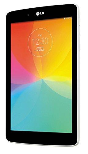 LG G Pad F 7.0 LK430 8GB, Quad-Core Processor, Android 5.0 Lollipop Tablet PC w/ 5MP + Front-Facing Camera - White/Black