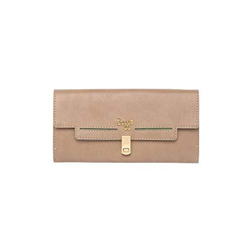 Baggit Wallet Lz Silvery Y G Women's Wallet (Beige)