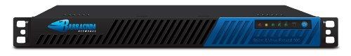 Barracuda Spam & Virus Firewall 300 - Firewall - 10Mb LAN, 100Mb LAN, BSFI300A