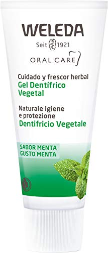 WELEDA Gel Dentífrico Vegetal (1x 75 ml)