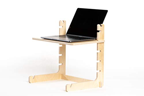 Our #4 Pick is the Readydesk Allstand Universal Laptop Standing Desk