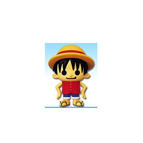 Una pieza pop Figura Luffy Panson Works Vinly Nendoroid Chibi (Withou Box) Chibi