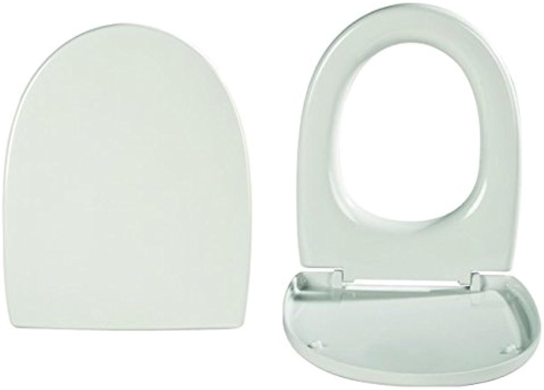 Pozzi Ginori 56761000?Toilet Seat Wire Wall to Floor Wells, Series selnova 3?Toilet, White