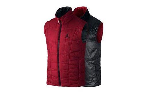 Nike Giacchetto Jordan Padded Reversibile Vest 545949–606Taglia M