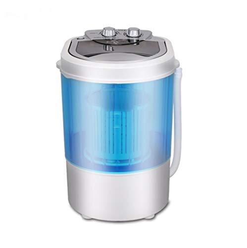 MOUTALE Combinación de Lavadora y Secadora de centrifugación portátil compacta 2 en 1, Capacidad de Secado de 4,5 kg y 2 kg de Capacidad de Lavado, Adecuada para el Dormitorio Familiar de Camping