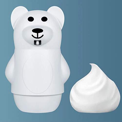 Bearhoho - Dispenser automatico per sapone da 350 ml, con sensore a infrarossi, motivo: panda