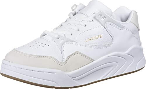 Lacoste Damen Court SLAM 319 1 SFA Sneaker, Weiß (White/Gum), 39 EU