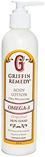 Griffin Remedy Omega-3 Grapefruit Body Lotion