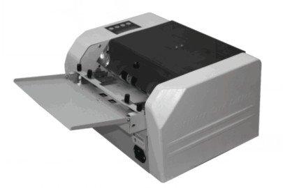 GOWE automático cortador de tarjetas de negocios, Eléctrico Multifuncional cortador de tarjetas de negocios, A4