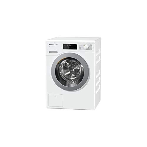 Miele WCG120 Autonome Charge avant 9kg 1600tr/min A+++ Blanc machine à laver - Machines à laver (Autonome, Charge avant, Blanc, Rotatif, Droite, Argent)