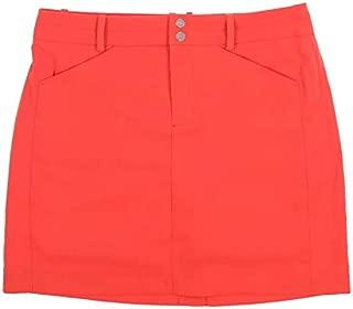 RALPH LAUREN New Womens Golf Skort Size 2 Coral Glow