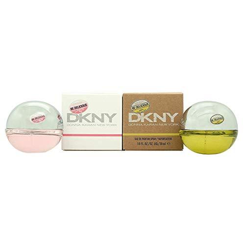 DKNY Be Delicious and Fresh Blossom Eau de Parfum Spray Set, Donna ( Liq 30 ml )
