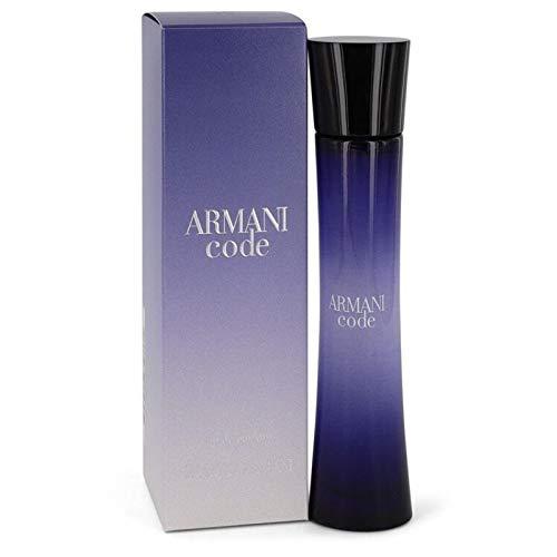 Giorgio Armani Armani Code For Women Ladies Edp 50ml Spray (1.7 fl.oz)