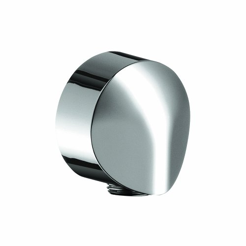 hansgrohe 27454002 Wall Outlet, Chrome