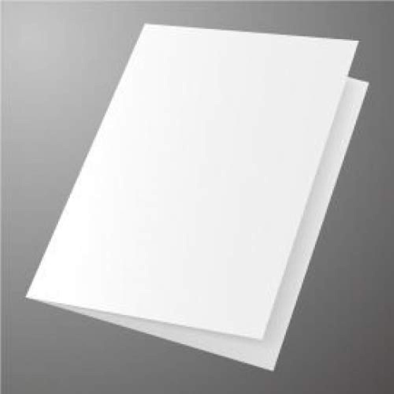 Mayfair Crafts – A4 große, vorgefaltete Karten, blanko, blanko, blanko, 400 g m², Weiß weiß B07CQS73S9 | München Online Shop  5cfe4e