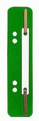 Heftstreifen LEI 3710-00-55 grün PP-Folie kurz VE=25