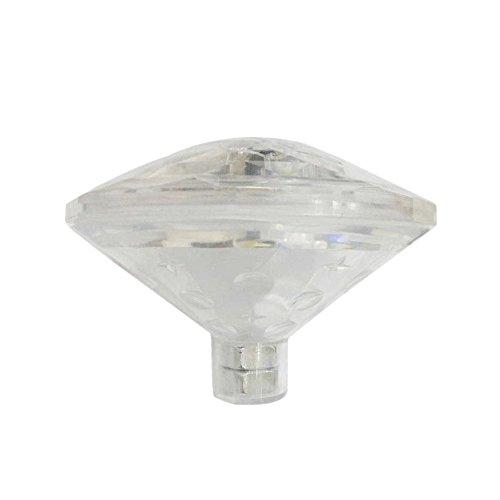 GDRAVEN Jouet de Bain LED Lumineux Enfants Projecteur Submersible pour Piscine Effet Luminaire Imperméable Jouets de Baignoire pour Enfants Lumière Submersible LED Multicolore – Fonctionne sur Piles