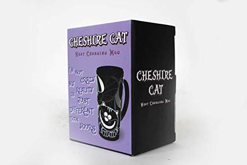 Grinsekatze Kaffeetasse mit Wärmeeffekt - Tasse Kaffeetasse Kätzchen Becher