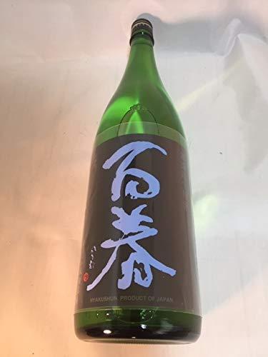 百春(ひゃくしゅん)純米吟醸 無濾過原酒 1800ml