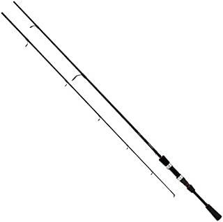 Daiwa LAG661MFS 6.5-Foot Laguna Spinning Rod 6 to 15-Pound Line Weight, Fast Action, No. 7 Guides, Black Finish
