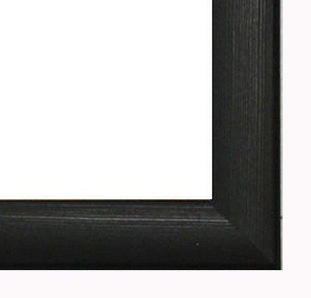 Cornice Colorado 81 x 72 cm MDF con vetro plastico 72 x 81 cm, colore selezionato: legno nero