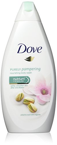 Dove Purely Pampering Body Wash, International Version, 16.9 Fl Oz, Pack of 3
