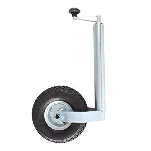Rueda direccional 341507 con llanta de Metal y neumáticos