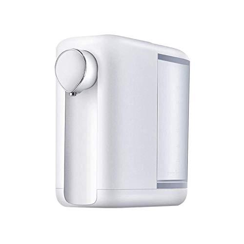 Barir Distributeur d'eau instantanée Desktop Bureau de bureau Petit bureau Ménage Intelligent Mini-Vitesse Bouilloire électrique Thermique Le plateau de goutte amovible et réglable signifie que l'étab