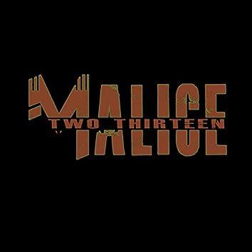 Malice 213