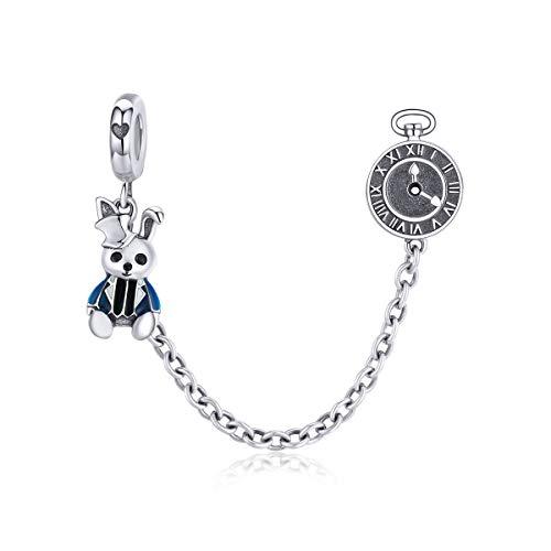 YASHUO Jewellery 0.925 plata de ley