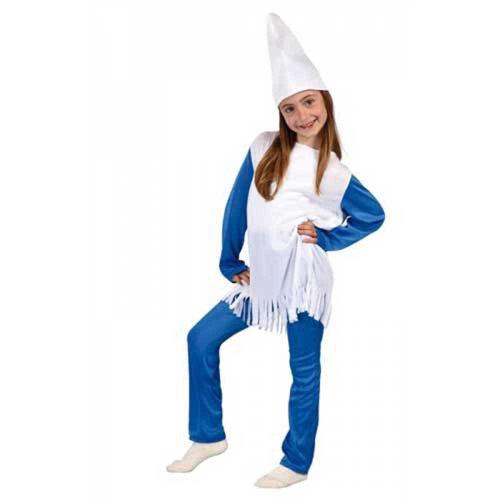 Disfraz niña Enanita - Talla 7 - 9 años