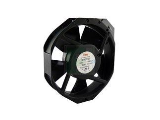 ETRI 148VK-0281-030 148 Series 2800 RPM 172 x 150 x 38 mm 211.89 CFM 240 V Ball Bearing Fan - 1 item(s)
