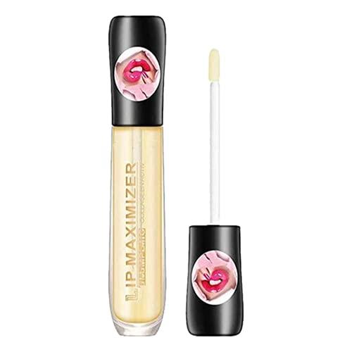 Lip Plumper, Lip Enhancer, Lip Plumper Gloss, Siero per la cura delle labbra per aumentare l'elasticità delle labbra, Bellezza idratante, Lip Plumper Fuller e labbra sexy idratate