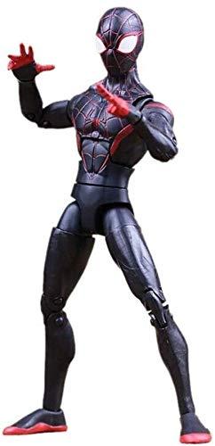 zxwd Juguete del hombre araña Modelo - Avengers 3/4 Titan serie del héroe de 7 pulgadas figura de acción del hombre araña - articulación móvil - cumpleaños de los niños Colección de regalos - la decor