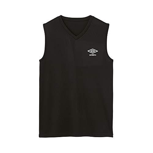 [アンブロ] スリーブレスシャツ UBS718C umbro メンズ ブラック L